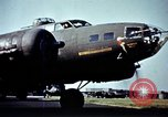 Image of Memphis Belle B-17 aircraft United Kingdom, 1942, second 60 stock footage video 65675053103