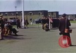 Image of British and United States Army Air Force personnel United Kingdom, 1942, second 11 stock footage video 65675053115