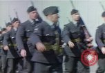 Image of British and United States Army Air Force personnel United Kingdom, 1942, second 21 stock footage video 65675053115