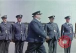 Image of British and United States Army Air Force personnel United Kingdom, 1942, second 34 stock footage video 65675053115