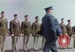 Image of British and United States Army Air Force personnel United Kingdom, 1942, second 36 stock footage video 65675053115
