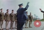 Image of British and United States Army Air Force personnel United Kingdom, 1942, second 37 stock footage video 65675053115