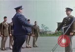 Image of British and United States Army Air Force personnel United Kingdom, 1942, second 38 stock footage video 65675053115