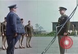 Image of British and United States Army Air Force personnel United Kingdom, 1942, second 40 stock footage video 65675053115
