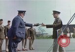 Image of British and United States Army Air Force personnel United Kingdom, 1942, second 41 stock footage video 65675053115