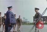 Image of British and United States Army Air Force personnel United Kingdom, 1942, second 42 stock footage video 65675053115