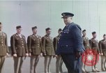 Image of British and United States Army Air Force personnel United Kingdom, 1942, second 46 stock footage video 65675053115
