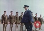 Image of British and United States Army Air Force personnel United Kingdom, 1942, second 47 stock footage video 65675053115