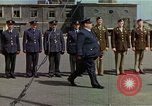 Image of British and United States Army Air Force personnel United Kingdom, 1942, second 49 stock footage video 65675053115
