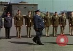 Image of British and United States Army Air Force personnel United Kingdom, 1942, second 50 stock footage video 65675053115