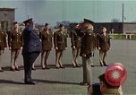 Image of British and United States Army Air Force personnel United Kingdom, 1942, second 52 stock footage video 65675053115