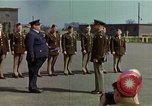 Image of British and United States Army Air Force personnel United Kingdom, 1942, second 53 stock footage video 65675053115