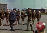 Image of British and United States Army Air Force personnel United Kingdom, 1942, second 56 stock footage video 65675053115