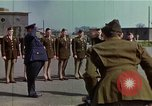 Image of British and United States Army Air Force personnel United Kingdom, 1942, second 58 stock footage video 65675053115