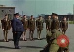 Image of British and United States Army Air Force personnel United Kingdom, 1942, second 59 stock footage video 65675053115