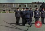 Image of British and United States Army Air Force personnel United Kingdom, 1942, second 62 stock footage video 65675053115