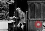 Image of Charles Huntziger Compiegne France, 1940, second 9 stock footage video 65675053123