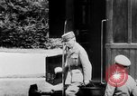 Image of Charles Huntziger Compiegne France, 1940, second 10 stock footage video 65675053123