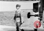 Image of Charles Huntziger Compiegne France, 1940, second 13 stock footage video 65675053123
