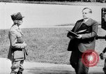 Image of Charles Huntziger Compiegne France, 1940, second 18 stock footage video 65675053123