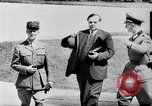 Image of Charles Huntziger Compiegne France, 1940, second 19 stock footage video 65675053123