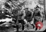 Image of Charles Huntziger Compiegne France, 1940, second 21 stock footage video 65675053123
