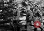Image of Charles Huntziger Compiegne France, 1940, second 22 stock footage video 65675053123