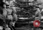 Image of Charles Huntziger Compiegne France, 1940, second 24 stock footage video 65675053123