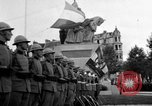 Image of King Alexander I monument Yugoslavia, 1936, second 2 stock footage video 65675053136