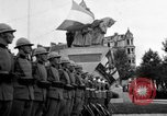 Image of King Alexander I monument Yugoslavia, 1936, second 3 stock footage video 65675053136