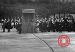 Image of King Alexander I monument Yugoslavia, 1936, second 26 stock footage video 65675053136