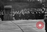 Image of King Alexander I monument Yugoslavia, 1936, second 27 stock footage video 65675053136