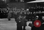 Image of King Alexander I monument Yugoslavia, 1936, second 31 stock footage video 65675053136