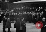 Image of King Alexander I monument Yugoslavia, 1936, second 33 stock footage video 65675053136