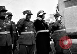 Image of King Alexander I monument Yugoslavia, 1936, second 52 stock footage video 65675053136