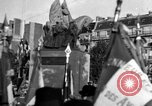 Image of King Alexander I monument Yugoslavia, 1936, second 54 stock footage video 65675053136