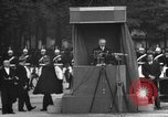 Image of King Alexander I monument Yugoslavia, 1936, second 56 stock footage video 65675053136