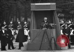 Image of King Alexander I monument Yugoslavia, 1936, second 58 stock footage video 65675053136