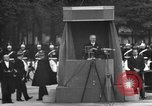 Image of King Alexander I monument Yugoslavia, 1936, second 59 stock footage video 65675053136