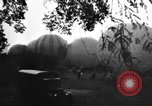 Image of hot air balloons taking off Europe, 1936, second 16 stock footage video 65675053137