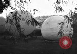 Image of hot air balloons taking off Europe, 1936, second 19 stock footage video 65675053137