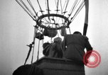 Image of hot air balloons taking off Europe, 1936, second 42 stock footage video 65675053137