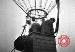 Image of hot air balloons taking off Europe, 1936, second 43 stock footage video 65675053137