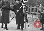 Image of journalists Enzesfeld Austria, 1936, second 22 stock footage video 65675053141