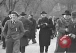 Image of journalists Enzesfeld Austria, 1936, second 25 stock footage video 65675053141