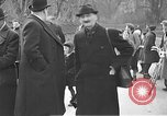 Image of journalists Enzesfeld Austria, 1936, second 28 stock footage video 65675053141
