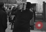 Image of journalists Enzesfeld Austria, 1936, second 48 stock footage video 65675053141