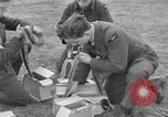 Image of Spitfire airplanes readied for combat United Kingdom, 1940, second 28 stock footage video 65675053155