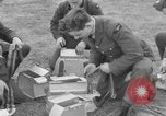 Image of Spitfire airplanes readied for combat United Kingdom, 1940, second 29 stock footage video 65675053155