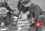 Image of Spitfire airplanes readied for combat United Kingdom, 1940, second 32 stock footage video 65675053155